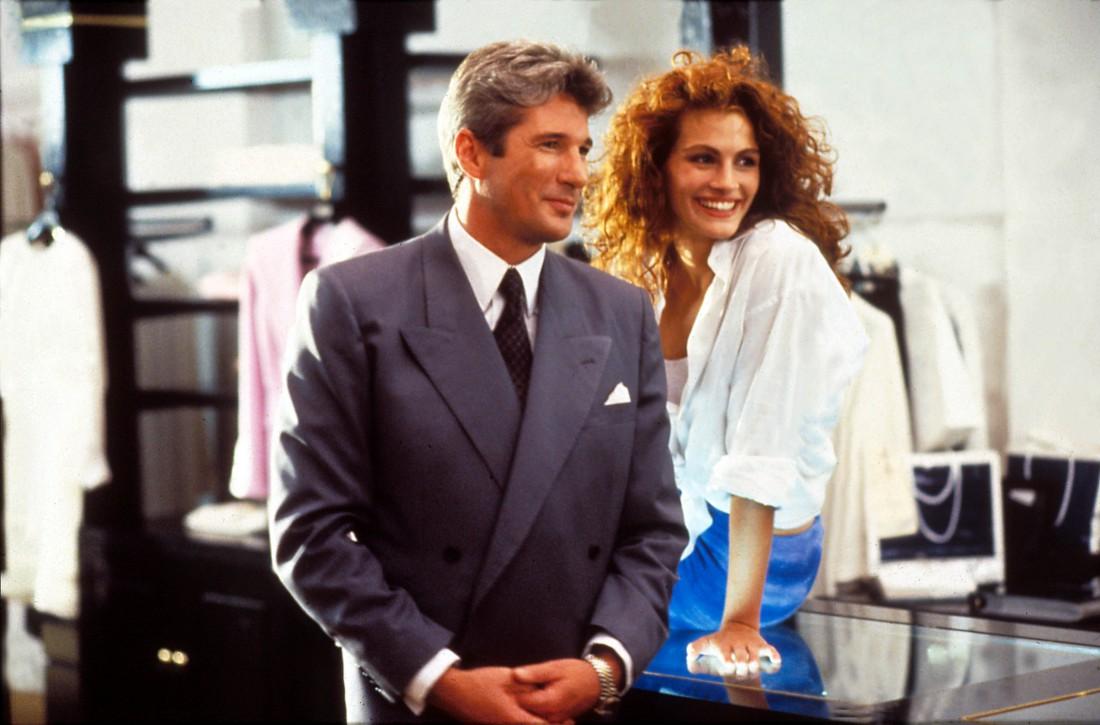 Красотка фильм 1990 смотреть онлайн